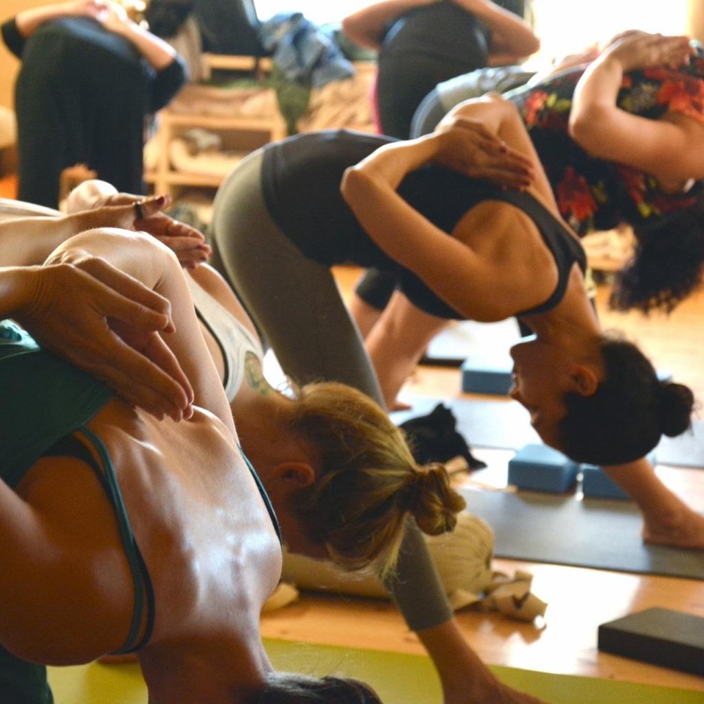 Le yoga moderne en occident