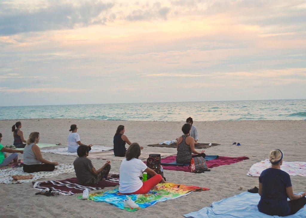 Notre mission : rendre le yoga accessible à toutes les femmes