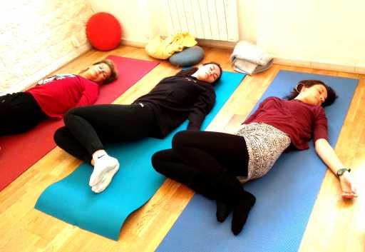 Pratique de yoga été 2019 : torsion