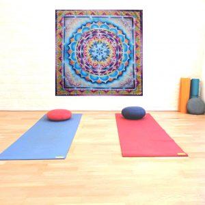 Salle Yoga-Nice le Port
