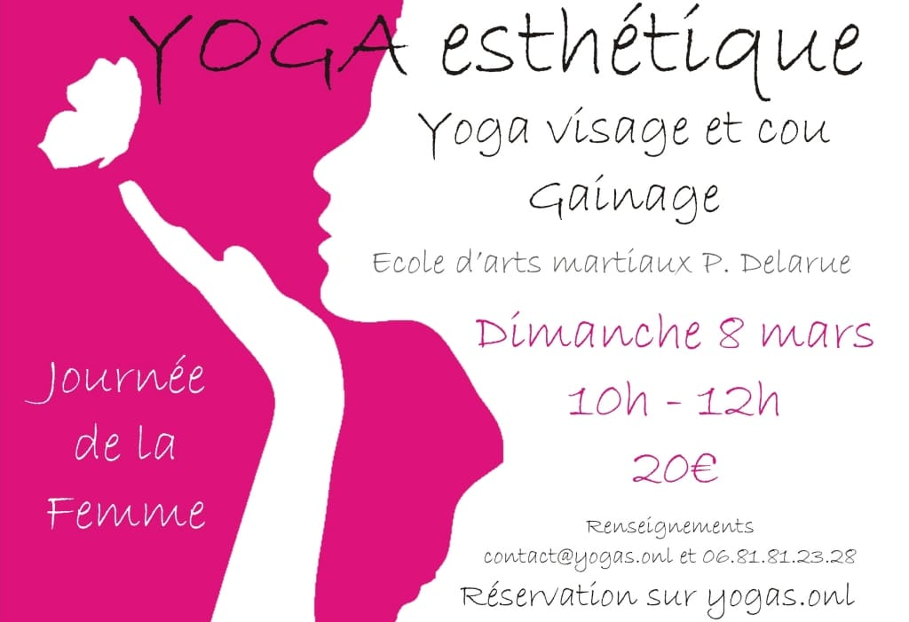 Yoga Nice Atelier EAM Delarue Yoga esthétique