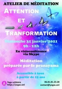 Atelier de yoga à Nice : Méditation